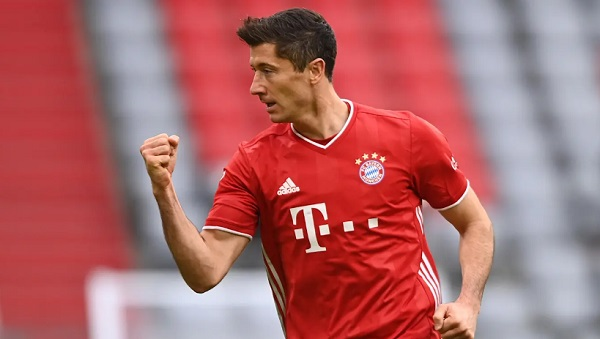 Lewandowski, Bayern de Munique