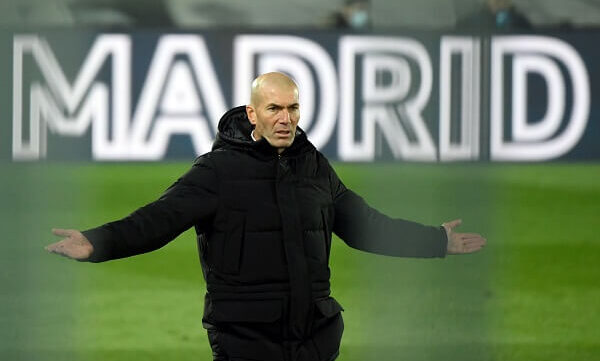 Zidane Champions League