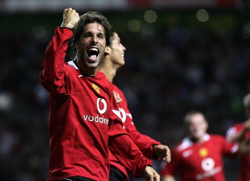 Nistelrooy Manchester United