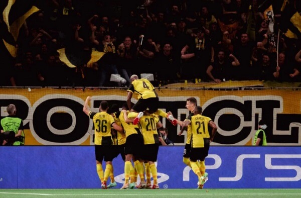 Young Boys United Champions League