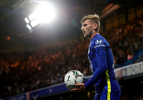 Timo Werner Chelsea Newcastle